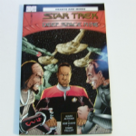 Star Trek Deep Space Nine Graphic Novel Hearts and Minds Mark Altman
